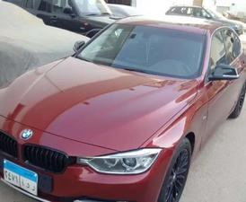 For Sale BMW 320i Model 2015