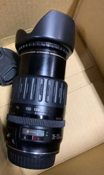 For Sale CANON EF 35-135mm