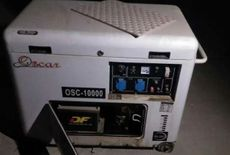 For Sale Generator 7 kw diesel