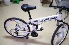 For Sale Land Rover cycle
