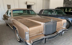 For Sale Lincoln Continental 1978