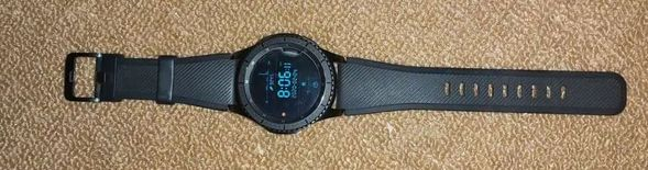 For Sale Samsung gear s3 smartwatch