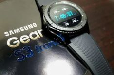 For Sale Samsung s3 watch