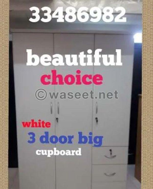 For Sale White colour cupboard