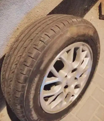 For Sale Tire With Rim