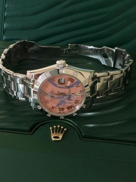 Rolex Date Just Limited