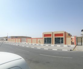 For rent  land in Sharjah Al Sajaa Al Hano