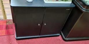 For sale Aquarium double cabinet