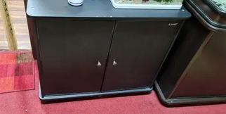 For sale Aquarium double cabinet