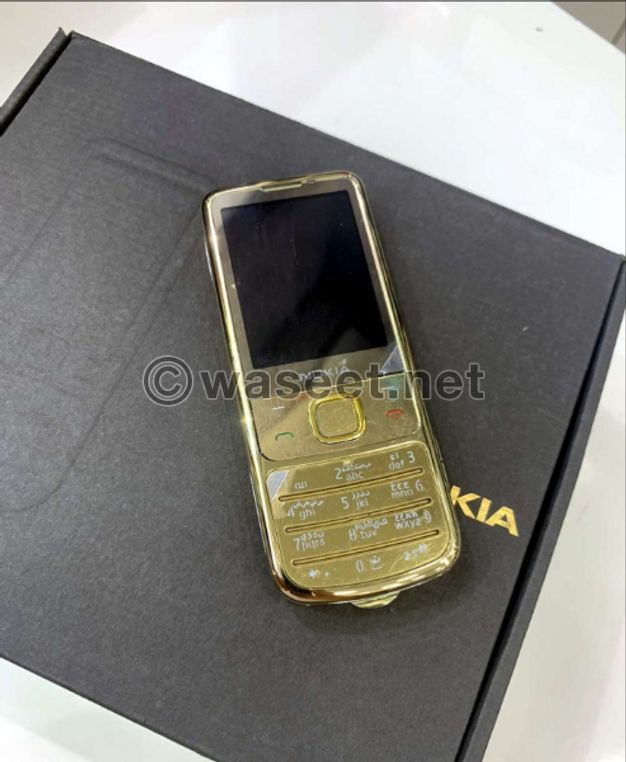 For sale Nokia 6700