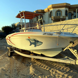 For sale a boat model 2014
