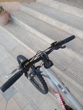 scott bike full aluminum frame in great condition