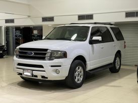 Ford Expedition 2016 (White)