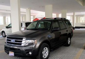 Ford Expedition Model 2016