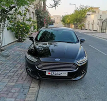 Ford Fusion Model 2014