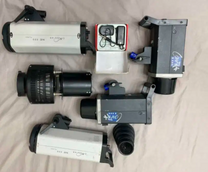Four Studio flashes for sale