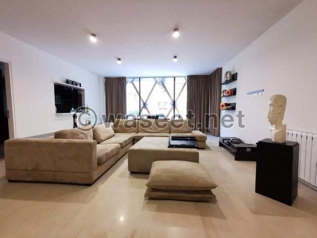 Fully Furnished Apartment for Rent in Achrafieh-Cash Only
