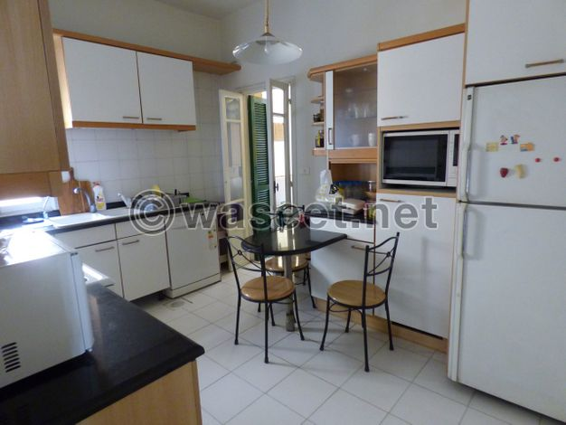 Fully furnished apartment for rent-Badaro-Beirut