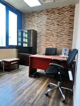 Fully services office available for rent