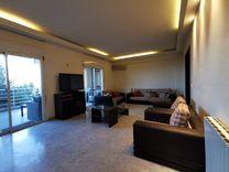 Furnished Apartment with Terrace for Rent in Kornet El Hamra