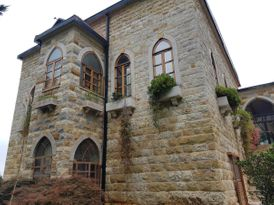 Furnished Old Lebanese House for Sale in Dlebta