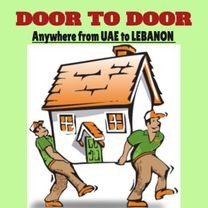 Furniture and Cars shifting from Dubai to Lebanon