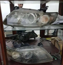 Fx35/ fx45 headlight