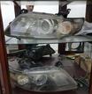 Fx35/ fx45 headlight