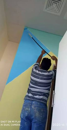 GYPSUM CEILING & PAINTING WORK CONTRACTOR 2