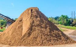 Garden sand and samad