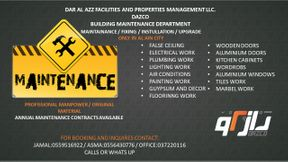 General Maintenance Services