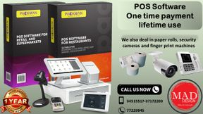 Get your POS software and hardware