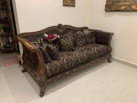 American luxury seating set