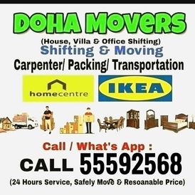 HOUSE SHIFTING MOVERS QATAR