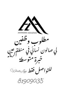 Hair Designer is required