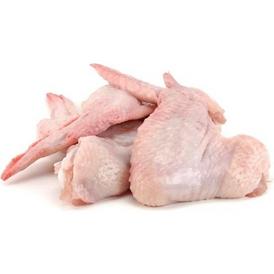 Halal certified frozen chicken mid wings