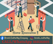 Home Renovation and Maintenance