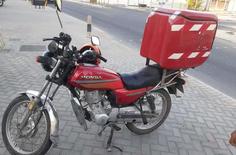 Honda 125cg for sale