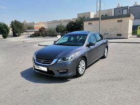 Honda Accord Full Option 2013