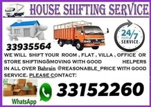 House /office shifting all over Bahrain