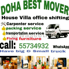 House villa office moving shifting pickup service