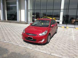 Hyundai Accent 2015 (Maroon)