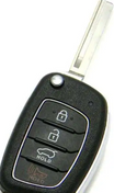 Hyundai Blank key for sale