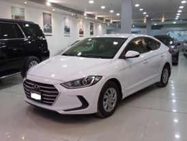 Hyundai Elantra Model 2018