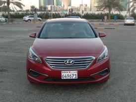 Hyundai Sonata Model 2016