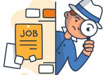 I am looking a job like graphics designer