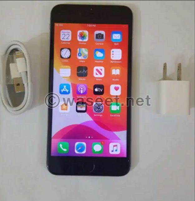 IPhone 6splus 128GB excellent condition