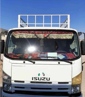 ISUZU Pickup LONG CHASIS