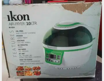 Ikon air fryer 10 Ltr