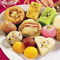 Indian Sweets Chef